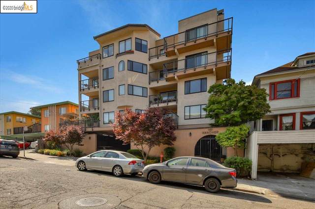 322 Hanover Ave 102, Oakland, CA 94606 (#EB40916311) :: The Sean Cooper Real Estate Group
