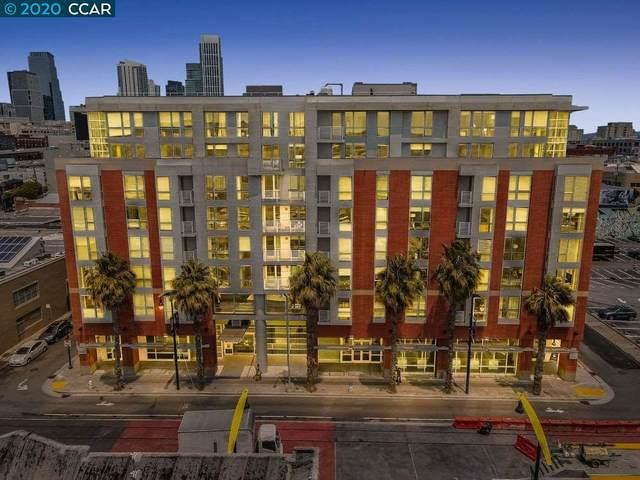 555 4th St 429, San Francisco, CA 94107 (#CC40916334) :: The Goss Real Estate Group, Keller Williams Bay Area Estates
