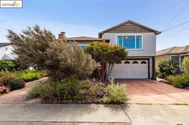 632 29Th St, Richmond, CA 94804 (#EB40916402) :: Strock Real Estate