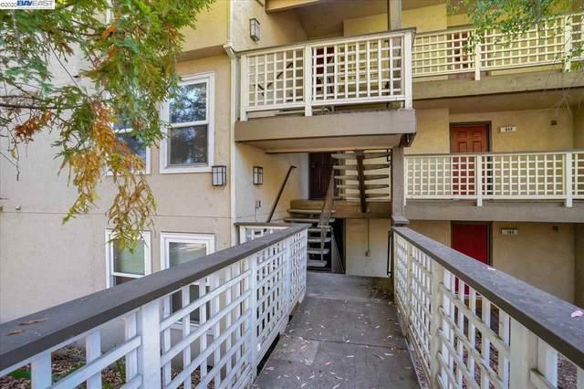 29599 Vanderbilt St 201, Hayward, CA 94544 (#BE40916450) :: Real Estate Experts