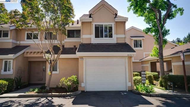 4636 Devonshire Cmn, Fremont, CA 94536 (#BE40915689) :: Real Estate Experts