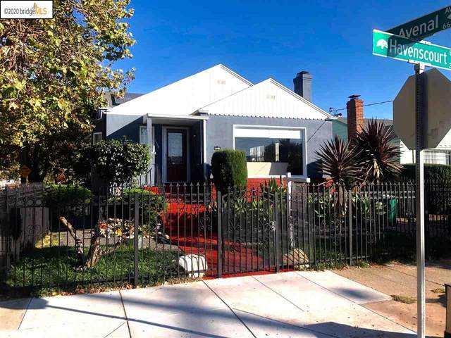 2338 Havenscourt Blvd, Oakland, CA 94605 (#EB40916473) :: Real Estate Experts