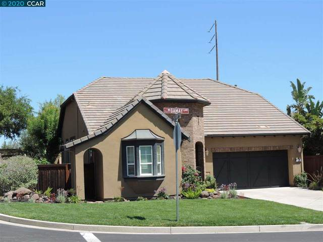 1605 Gamay Ln, Brentwood, CA 94513 (#CC40916496) :: The Realty Society