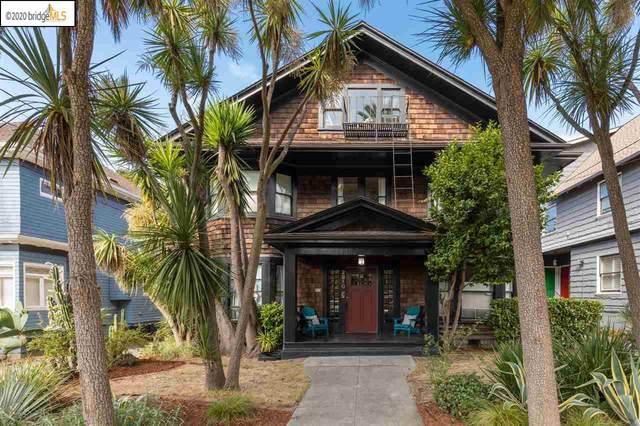 2910 Hillegass Ave 4, Berkeley, CA 94705 (#EB40916510) :: RE/MAX Gold