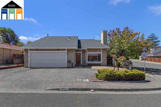 251 Bluebell Pl, Vallejo, CA 94591 (#MR40916552) :: Real Estate Experts