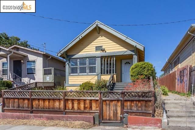 2346 E 22Nd St, Oakland, CA 94601 (#EB40916674) :: The Realty Society