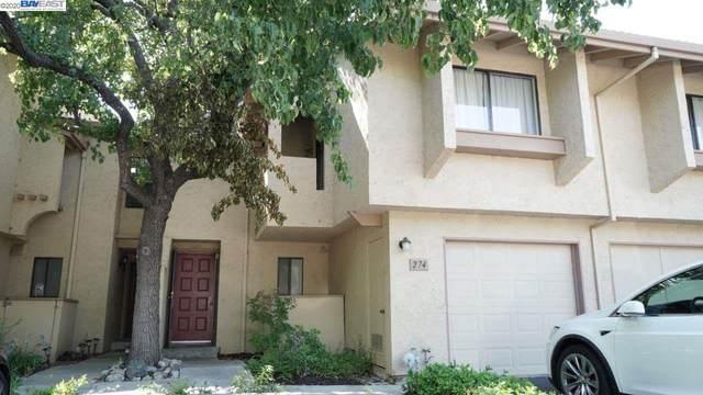 274 Garden Cmn, Livermore, CA 94551 (#BE40916682) :: Real Estate Experts