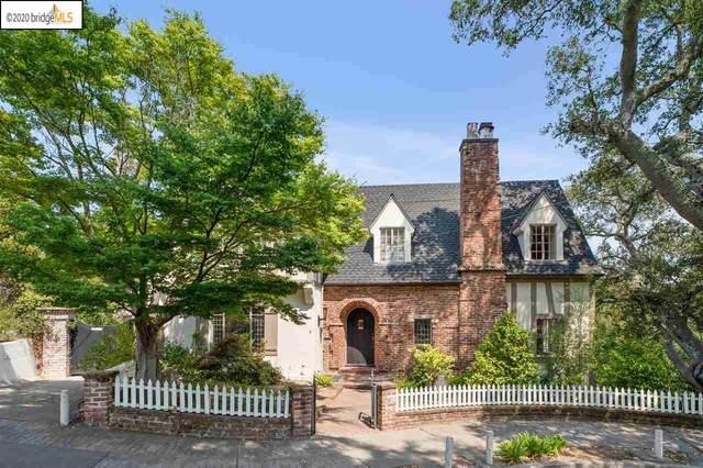 6 Downey Pl, Oakland, CA 94610 (#EB40915475) :: Schneider Estates