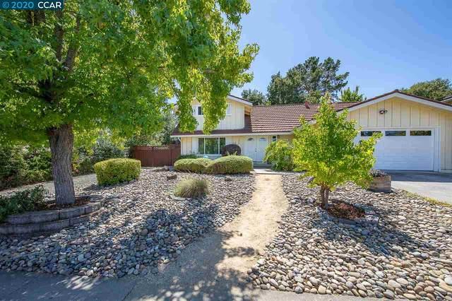 2025 Morello Ave, Pleasant Hill, CA 94523 (#CC40916683) :: The Gilmartin Group