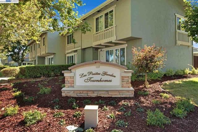 4421 Comanche Way, Pleasanton, CA 94588 (#BE40914807) :: Intero Real Estate