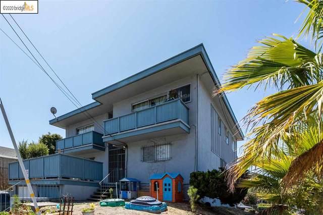 1311 Carlson Blvd, Richmond, CA 94804 (#EB40916924) :: Real Estate Experts