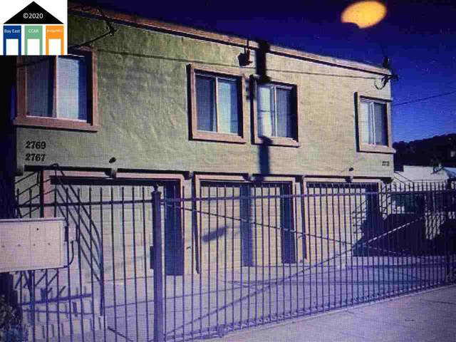 2771 76th Ave, Oakland, CA 94605 (#MR40917119) :: Real Estate Experts