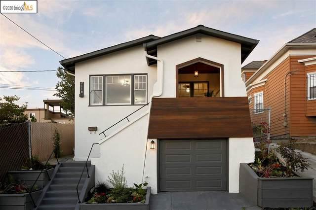 2116 E 24th St, Oakland, CA 94606 (#EB40917132) :: Real Estate Experts