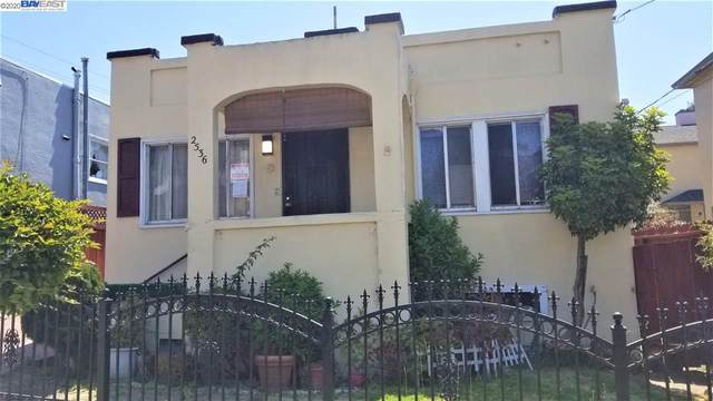 2536 23Rd Ave, Oakland, CA 94606 (#BE40917231) :: Real Estate Experts