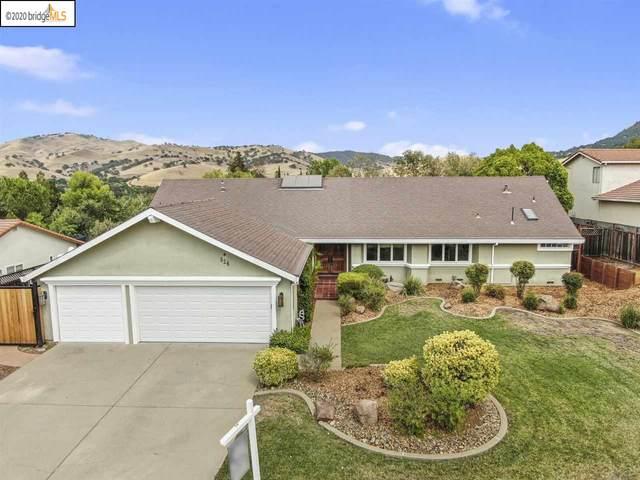 516 Mt Davidson Ct, Clayton, CA 94517 (#EB40917236) :: The Sean Cooper Real Estate Group