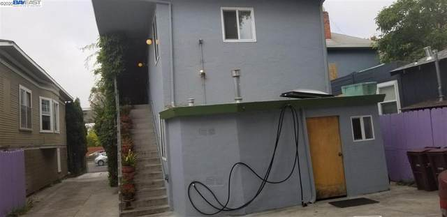 5810 Martin Luther King Jr Way, Oakland, CA 94609 (#BE40916790) :: Real Estate Experts