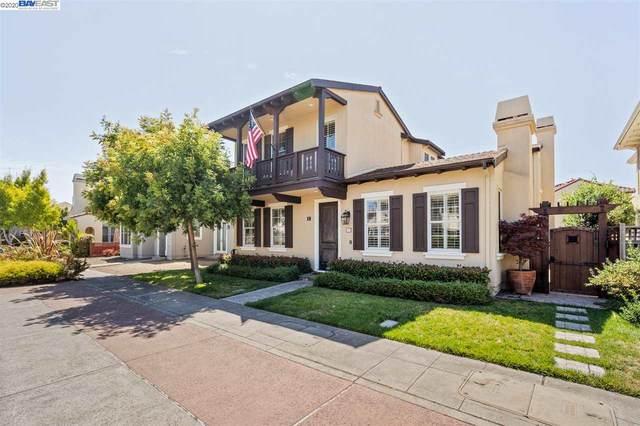 8 Bainbridge Sq, Alameda, CA 94501 (#BE40917268) :: Strock Real Estate