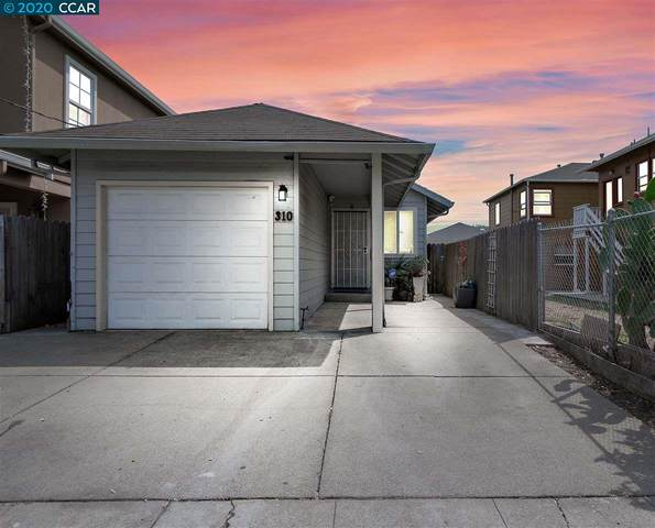 310 Barrett Ave, Richmond, CA 94801 (#CC40917334) :: The Kulda Real Estate Group