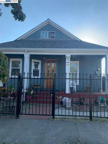 219 S 4th St, Richmond, CA 94801 (#BE40917340) :: Strock Real Estate