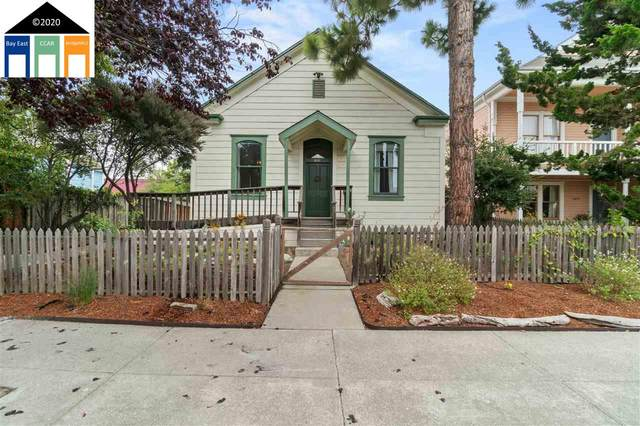 1613 Fifth St, Berkeley, CA 94710 (#MR40917425) :: The Sean Cooper Real Estate Group