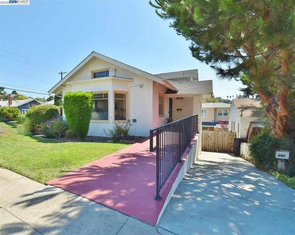 546 Zorah St, Oakland, CA 94606 (#BE40917559) :: The Realty Society