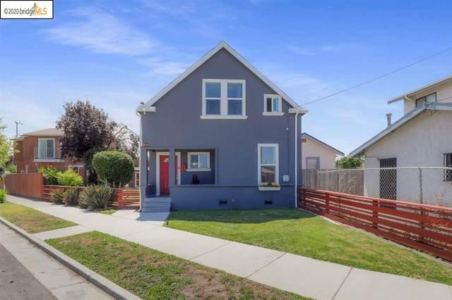 429 Spring St, Richmond, CA 94804 (#EB40917646) :: The Sean Cooper Real Estate Group