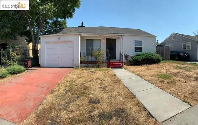 924 71st Avenue, Oakland, CA 94621 (#EB40917726) :: RE/MAX Gold