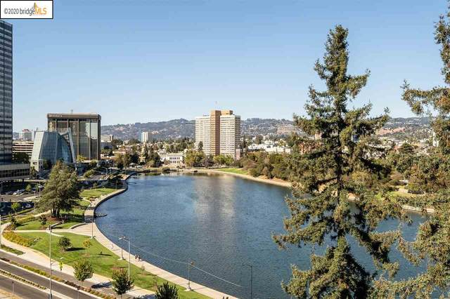 200 Lakeside Dr 802, Oakland, CA 94612 (#EB40917824) :: The Kulda Real Estate Group