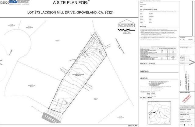 Jackson Mill Dr 7 L273, Groveland, CA 95321 (#BE40917896) :: Strock Real Estate