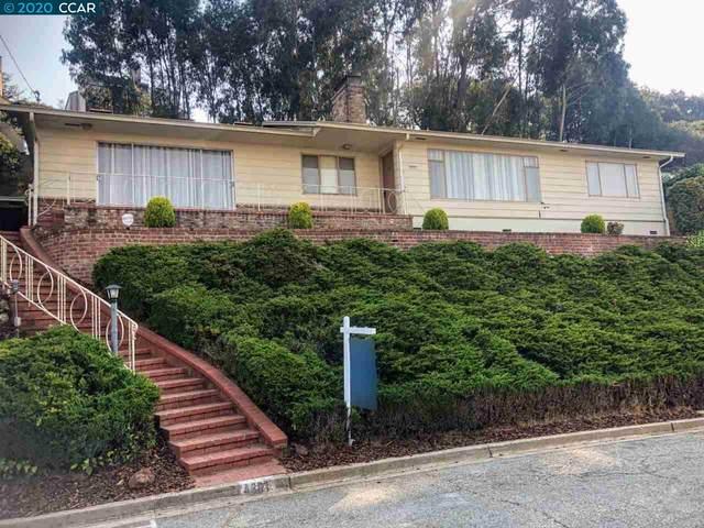 4801 Geranium Pl, Oakland, CA 94619 (#CC40917903) :: The Kulda Real Estate Group