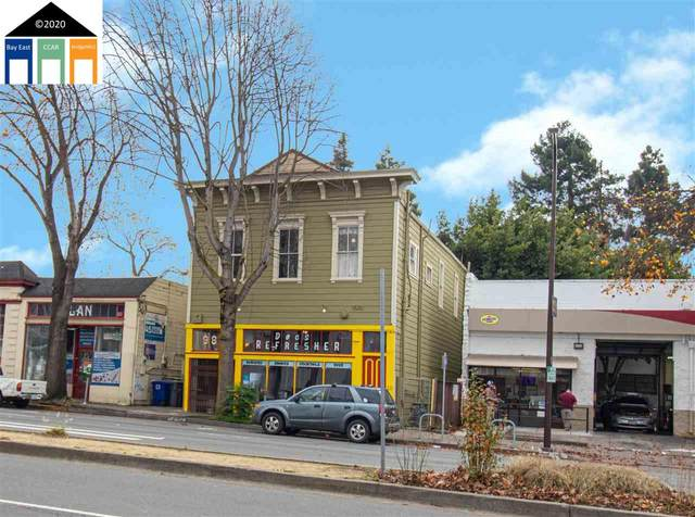 982 University Ave, Berkeley, CA 94710 (#MR40918017) :: Real Estate Experts