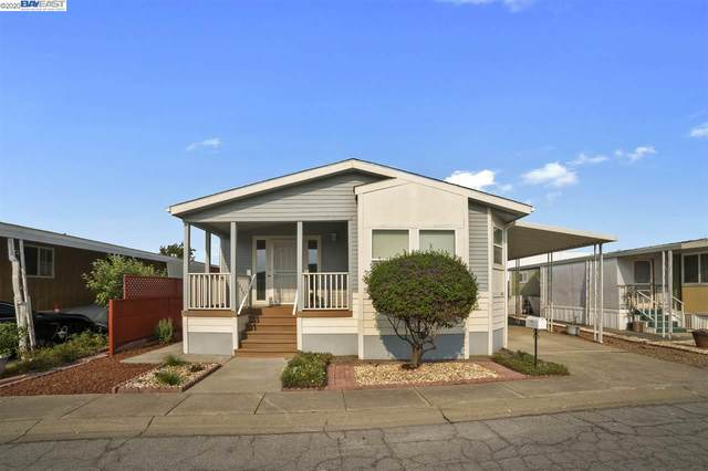 1150 W Winton Ave 212, Hayward, CA 94545 (#BE40918053) :: The Sean Cooper Real Estate Group