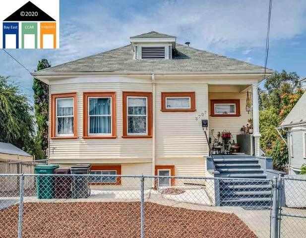 3707 Carrington St, Oakland, CA 94601 (#MR40918057) :: RE/MAX Gold