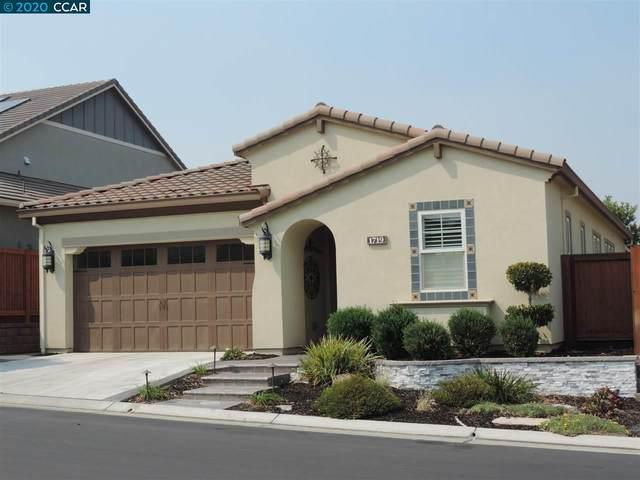 1719 Veneto Ln, Brentwood, CA 94513 (#CC40917891) :: The Realty Society