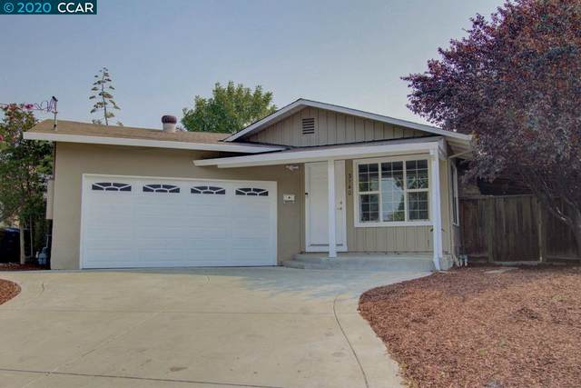 3140 Claudia Dr, Concord, CA 94519 (#CC40918103) :: The Realty Society