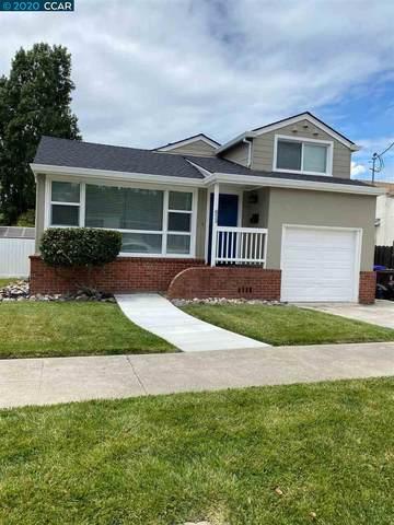 853 Kern St, Richmond, CA 94805 (#CC40918110) :: The Sean Cooper Real Estate Group