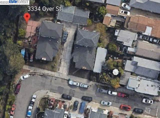 3334 Over St, Oakland, CA 94619 (#BE40918232) :: Robert Balina | Synergize Realty