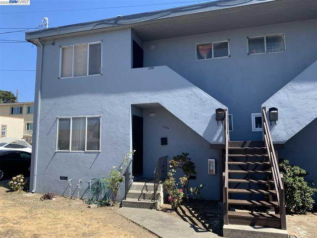 2300 Foothill Ave, Richmond, CA 94804 (#BE40916185) :: Real Estate Experts