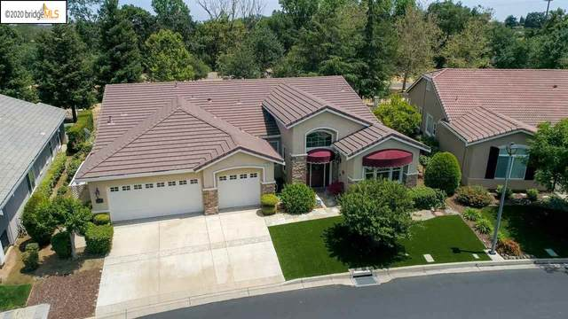 1147 Bacchini Ln., Brentwood, CA 94513 (#EB40918287) :: The Realty Society