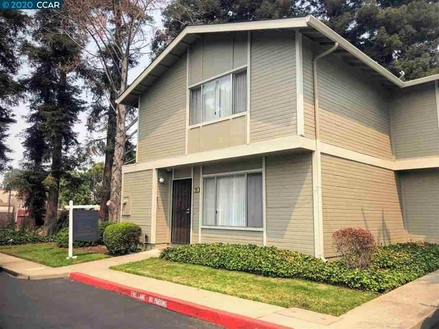 226 Loma Verde Dr, San Lorenzo, CA 94580 (#CC40917739) :: Strock Real Estate