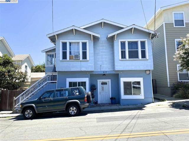 513 2nd Ave, Crockett, CA 94525 (#BE40918472) :: RE/MAX Gold