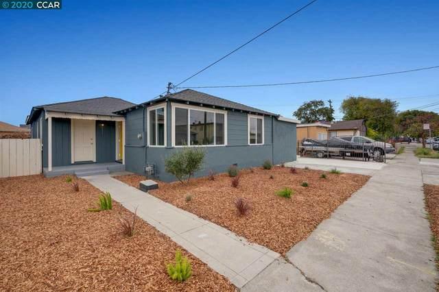 611 Lucas Ave, Richmond, CA 94801 (#CC40918480) :: Real Estate Experts