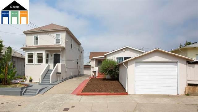 4015 Rhoda, Oakland, CA 94602 (#MR40916154) :: Real Estate Experts