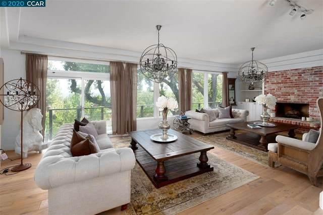 485 Clipper Hill Rd, Danville, CA 94526 (#CC40918510) :: Real Estate Experts