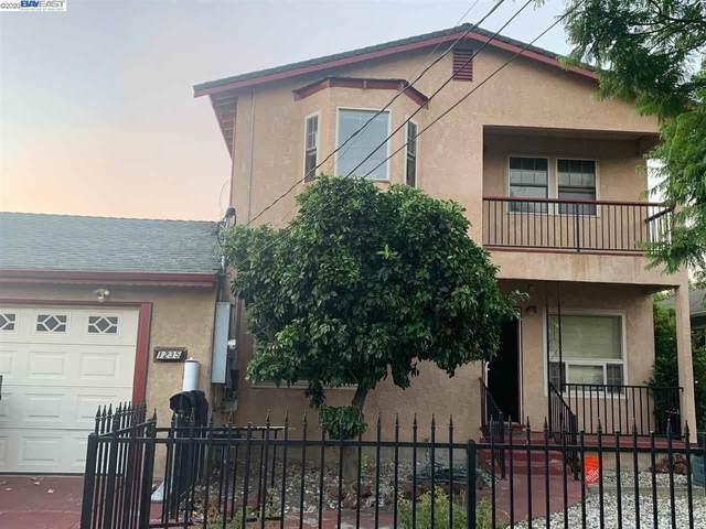 1235 Westwood St, Hayward, CA 94544 (#BE40918550) :: The Kulda Real Estate Group