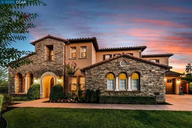 40 Treetop Terrace Ct, Alamo, CA 94507 (#CC40916598) :: RE/MAX Gold