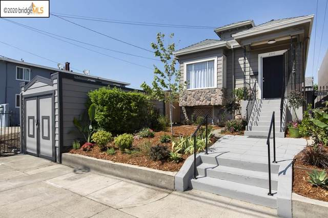 890 43Rd St, Oakland, CA 94608 (#EB40918615) :: The Realty Society
