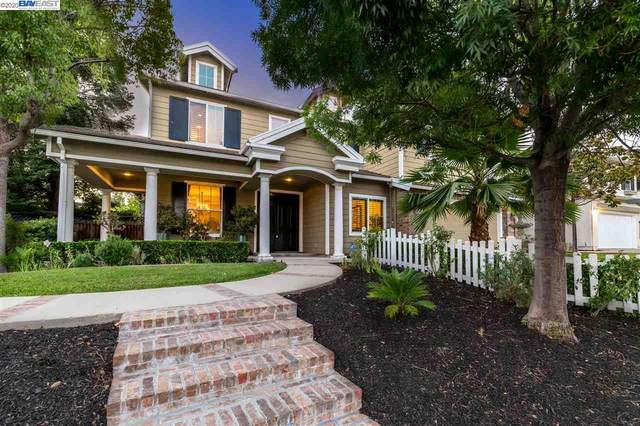 6631 Riddell St, Pleasanton, CA 94566 (#BE40918404) :: Strock Real Estate