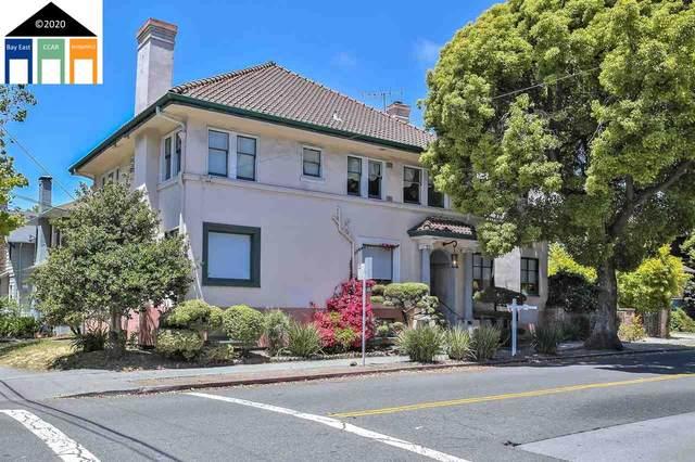 3050 College Avenue 1, Berkeley, CA 94705 (#MR40918619) :: RE/MAX Gold