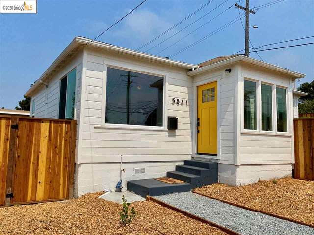 5841 Sierra Ave, Richmond, CA 94805 (#EB40918675) :: Real Estate Experts